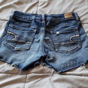AEO Shorts Size 6